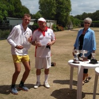 Edward Wilson & Stephen Mulliner, Doubles runners-up