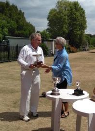 John Christie, plate winner