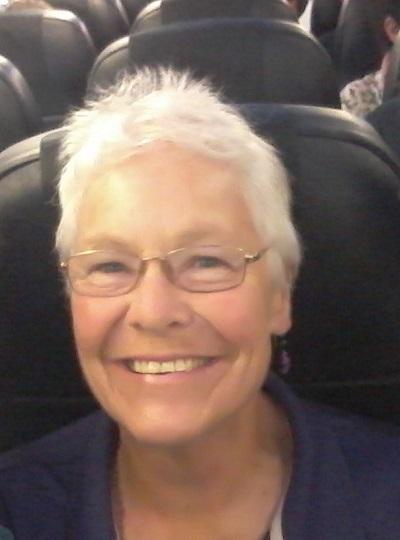 CCA Treasurer, Vilna Gough-Jones